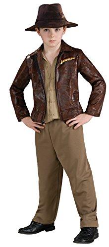 Kostüm Deluxe Jones - Rubie's Deluxe Indiana Jones Kostüm für Kind