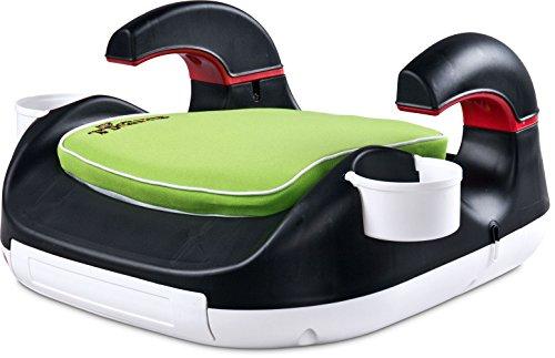 Caretero Tiger Booster Kinderautositz, Sitzerhöhung, Gruppe 2-3, 15-36 kg, grün