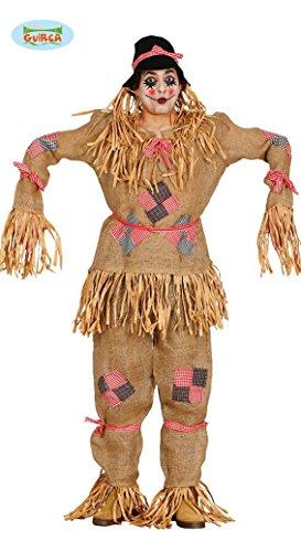Imagen de disfraz espantapajaros para hombre talla l = 52 54