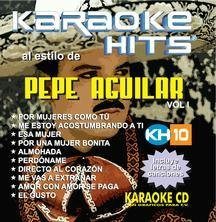 Pepe Aguilar-Karaoke Hits (Pepe Aguilar-cds)