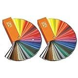 RAL K5 Chart 2 book set - Gloss & Semi-Matte preiswert