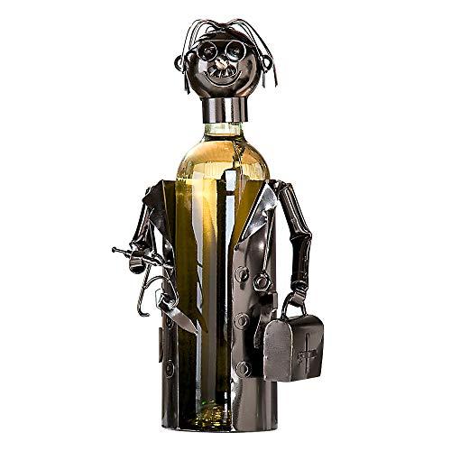 Gilde Flaschenhalter 'Doktor', 20 cm
