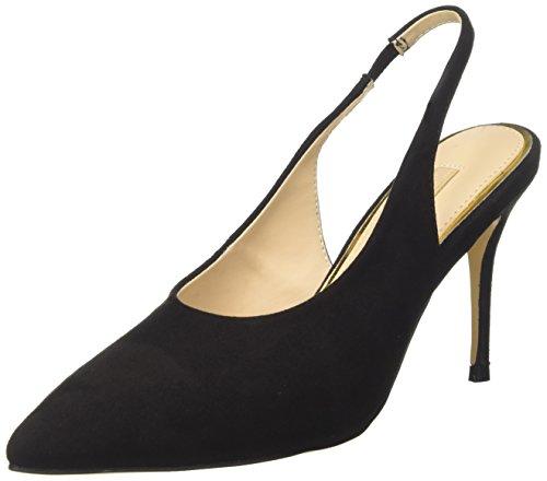 Primadonna Chanel, Chaussures Avec Bride À La Cheville Femme Noir
