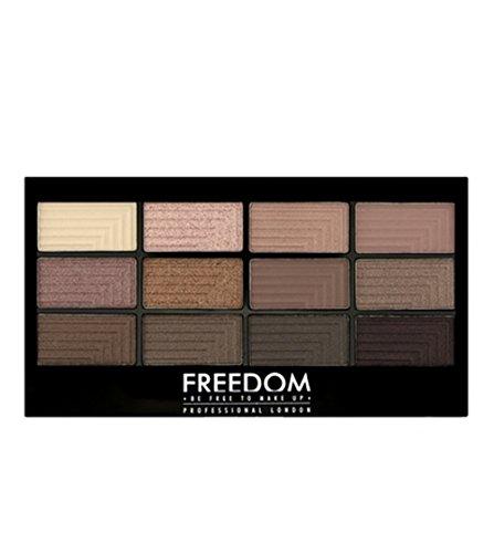 Freedom Makeup - Lidschatten Palette - Pro12 Audacious 3
