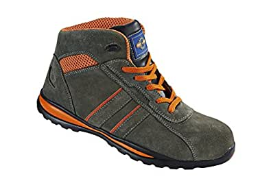 Rock Fall PM4060 6 Safety Boot - Grey
