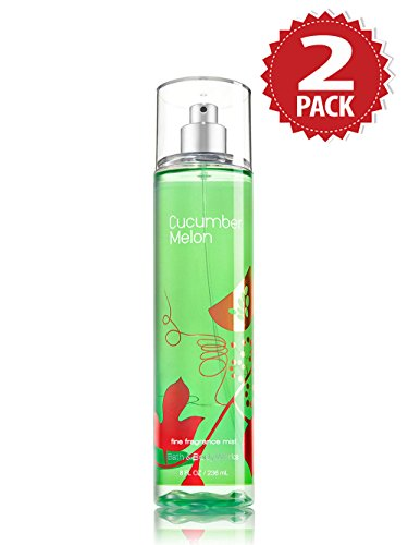 Bath & Body Works Körperspray 2er Pack - Cucumber Melon (2x236ml)