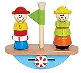 Hape E0423 - Schaukel-Boot, Holzspielzeug
