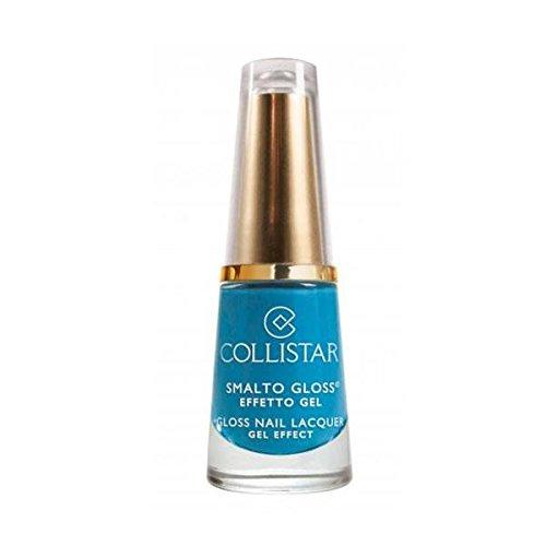 Collistar Smalto Gloss Effetto Gel (Tonalità 569 Azzurro Giocosa) - 6 ml.