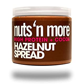 Nuts'n More Hazelnut Cocoa High Protein Spread