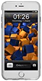 mumbi TPU Schutzhülle iPhone 6 Plus 6s Plus Hülle transparent weiss - 7