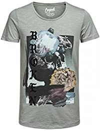 JACK & JONES Herren Oberteile/T-Shirt jorEdge