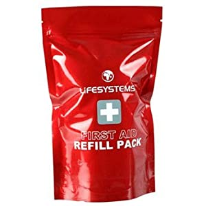 41UMRPtrVYL. SS300  - Lifesystems First Aid Refill Pack - Bandages