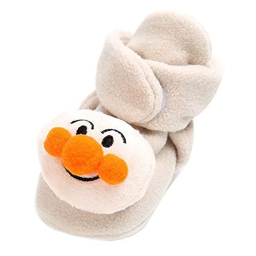 (Beikoard Kleinkind Plüsch Baby Cartoon Kleinkind Schuhe Halten Sie warme Mode Kleinkind erste Wanderer Kind Schuh)