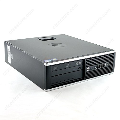 HP 8200 ELITE PC SFF I3-2100/4GB/250GB/DVD/WIN7PC Refurbiched Computer(Certified Refurbished) (Tower Refurbished Hp)