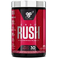 BSN Endorush, Fruit Punch Sports Supplements, 495g