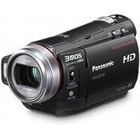 Panasonic HDC-SD 100 EGK Full HD Flash-Camcorder (SD/SDHC, 12-fach opt. Zoom, 2.7 Zoll LCD-Display, Bildstabilisator) schwarz