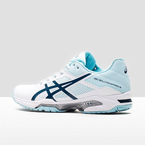 Asics Gel-Solution Speed ??3 Ladies Tennis Chaussures blue