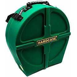 Hardcase HNL14SDG FULLY LINED Version Snare Drum Case Dark Green