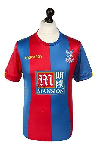 Alan-Pardew-Signed-Shirt-Crystal-Palace-Autograph-1516-Jersey-Memorabilia-COA