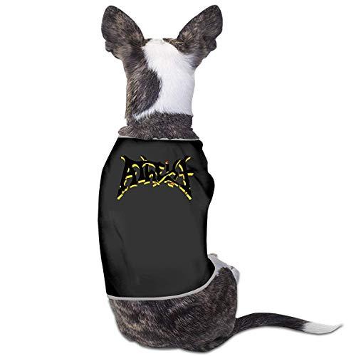 eihejiancai Atheist Death Band-6 Schöne Haustierkleidung für die meisten Katzen und Hunde
