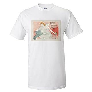 Catalogue d'Affiches Artistiques - A Arnould Vintage Poster (artist: Lautrec) France c. 1896 (Premium T-Shirt)