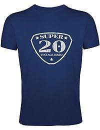 Tee shirt Super 20 Vintage Homme