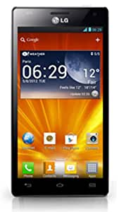 LG Optimus 4X HD P880 (Black)