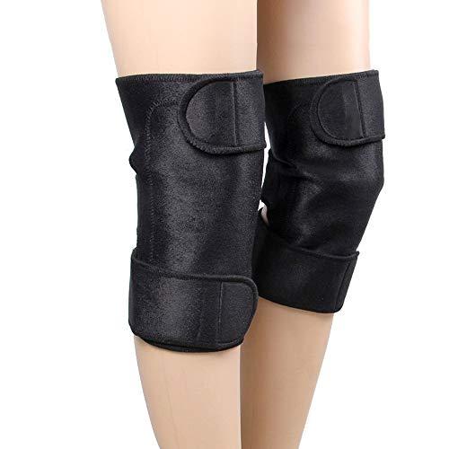 XHHWZB Selbsterwärmung Knieschoner, Turmalin Magnetfeldtherapie Knie Unterstützung Zahnspange für Arthritis Schmerzen Knie-Massagegerät (größe : 75 * 26cm) -