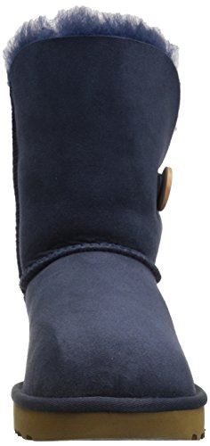 Ugg Australia Womens Bailey Button ll Sheepskin twinsole and suede Boots Marron