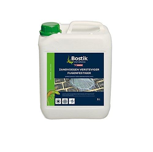 Bostik Fugenfestiger Sandfugen 5 Liter Kanister milchig weiß