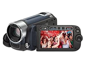 Canon FS200 Camcorder - Blue (41x Advanced Zoom,2.7 inch Widescreen Colour LCD)