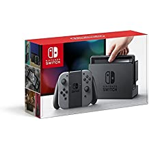 Nintendo Switch - Consola Color Gris