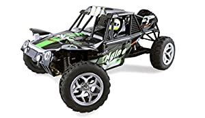 Amewi 22264 Arena torm, Dune Buggy, 4 WD, 2, 4 GHz, 1: 18, Color Verde