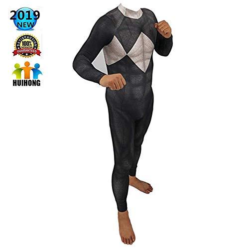 HUIHONG Rangers Cosplay Kostüm Kinder Erwachsene Weihnachten Halloween Show Kostüm Kleidung Superheld Body - Xxl Superhelden Kostüm Hunde
