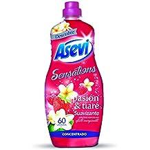 Asevi 23046 Sensations Pasion Suavizante 60 D, 1440 ml