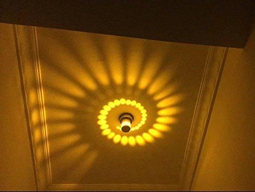 Plafoniere Da Corridoio : W led lampada da parete in alluminio