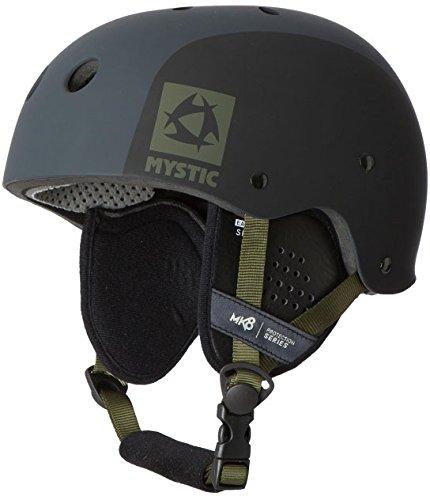 2017 Mystic MK8 Multisport Helmet – Black 140650