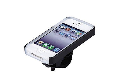 bbb-computer-tachos-custodia-smartphone-per-manubrio-bici-patron-i4s-bsm-02-nero-schwarz-63-g