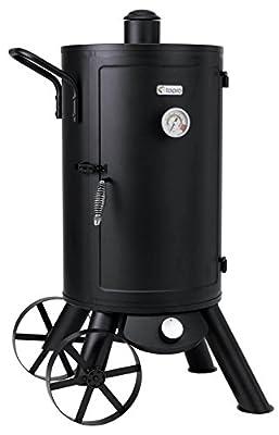 Tepro Gas-Räucherofen, schwarz