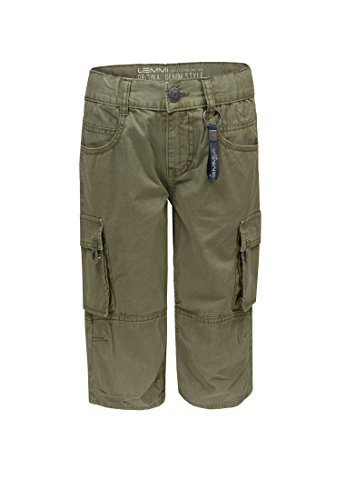 Lemmi Jungen Short Skater Boys Mid, Dusky Green 5550, 152 (Short Boys)
