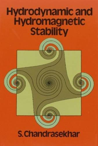 Hydrodynamic and Hydromagnetic Stability par S. Chandrasekhar