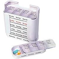 """Tablettendispenser""""7 Tage"""" Pillendose preisvergleich bei billige-tabletten.eu"""
