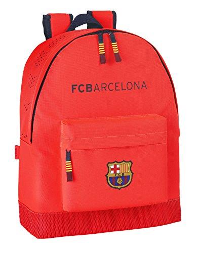 Barça – Mochila, color naranja (Safta 611462174)