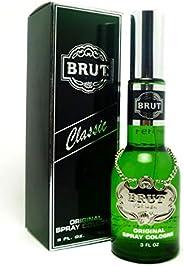 Brut Classic by Faberge for Men - Eau de Cologne, 90ml