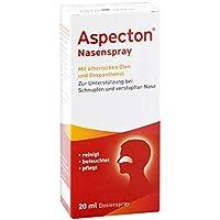 Preisvergleich für Aspecton Nasenspray, 20 ml