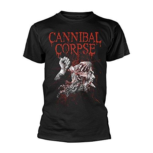Cannibal Corpse Stabhead 2 T-Shirt schwarz L (Cannibal Corpse-t-shirt)
