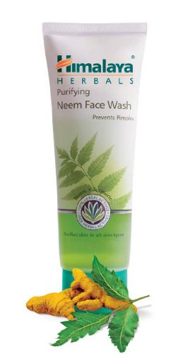 Himalaya Herbals Purifying Neem Face Wash, 100ml  available at amazon for Rs.110
