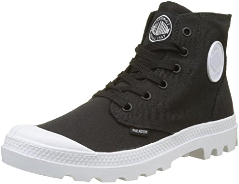 Palladium Unisex Erwachsene Pampa Hi Blanc Hohe Sneaker  Grau