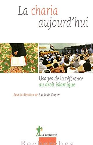 Téléchargement La Charia aujourd'hui pdf, epub