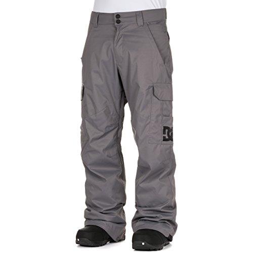 Pantaloni Snowboard Dc Banshee Pewter (M , Grigio)